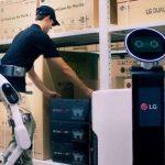 Ρομποτικός εξωσκελετός με τεχνητή νοημοσύνη από την LG