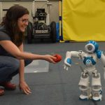 Ένα ρομπότ που δείχνει τα «συναισθήματά» του