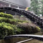 Bridge with three-dimensional printing method in Shanghai