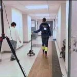 Robotic walking stick for people with mobility problems