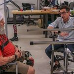 """Smart"" digital bionic leg helps the disabled to walk better"