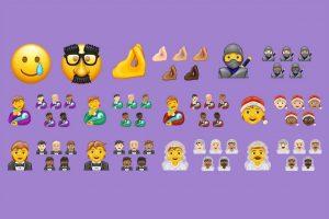 Τα 117 νέα emojis της φετινής χρονιάς