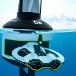 Draper drone για να σώσουμε το νερό από τα μικροπλαστικά