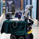 "Chinese robot-""doctor"" in the battle against coronavirus"