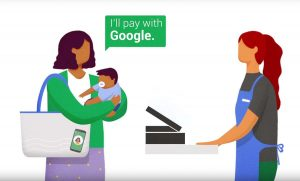 Google Pay available through Viva Wallet