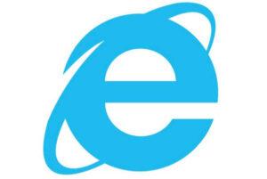 End titles in 2022 for Internet Explorer