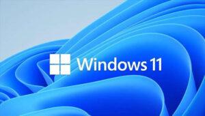 Microsoft introduced the new Windows 11