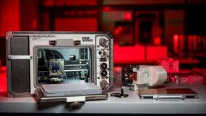 Ξεκινούν οι δοκιμές του εκτυπωτή που θα φτιάχνει σπίτια στην Σελήνη